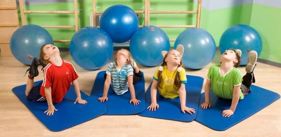 Лечебная физкультура для детей в Одинцово.